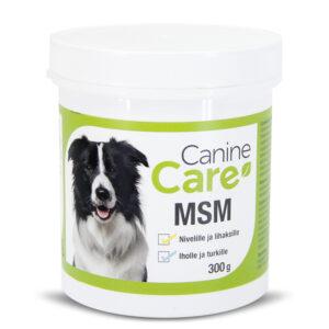 CanineCare MSM jauhe, 300 g