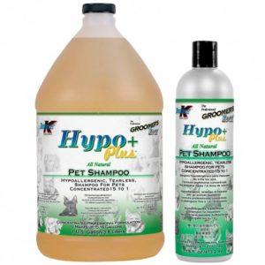 Groomers Edge Hypo+ Plus shampoo