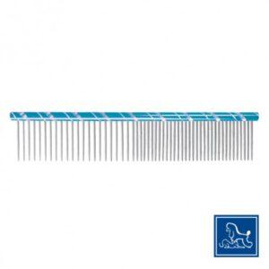 IdealDog trimmauskampa sininen 16 cm