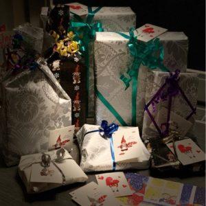Paketin uudelleenpostitus tai lahjan lähetys eri osoitteeseen