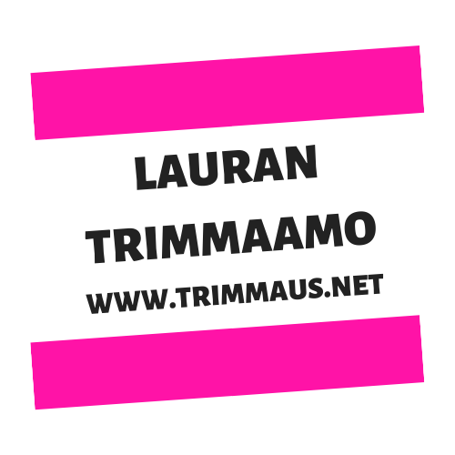 Lauran trimmaamon logo
