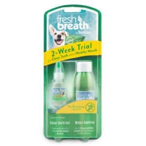 Fresh Breath hampaidenhoito 2 vk testipakkaus